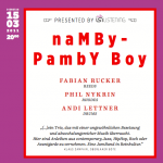 naMBy-PambY Boy flyer