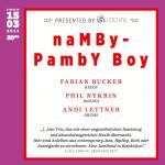 naMBy-PambY Boy flyer